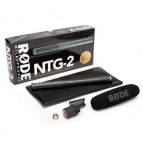 Rode NTG-2 Micrófono de...