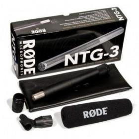 Rode NTG-3 Micrófono de...