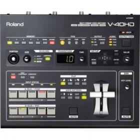 Roland V-40HD Mezclador...