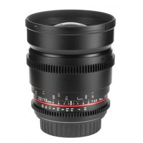 Samyang 16mm T2.2 V-DSLR II...
