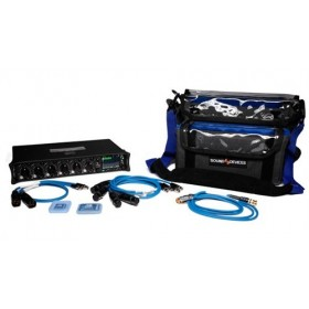 Sound Devices Kit 664 con...