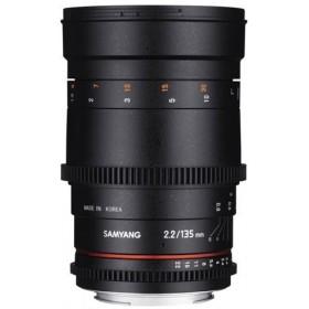 Samyang 135mm T2.2 V-DSLR...