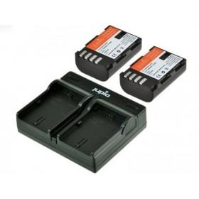 Jupio CPA1003 Pack de 2...