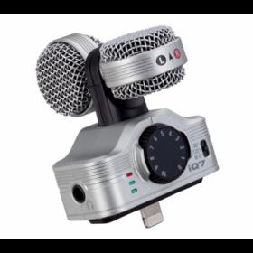 Zoom iQ7 Micrófono estéreo...