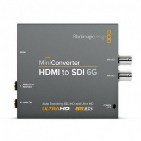 Blackmagic Mini Converter...