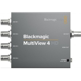 Blackmagic Multiview 4 HD...