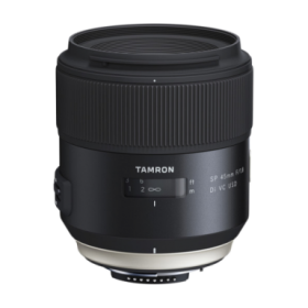 Tamron 45mm F/1.8 Di VC USD...