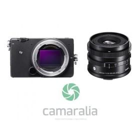 Sigma fp + Sigma ART 45mm...