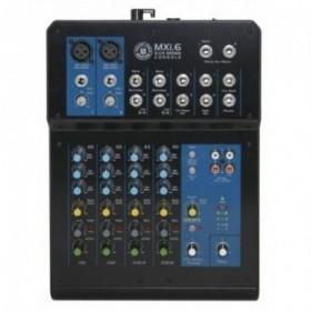 Topp Pro MXI6 Mezclador...