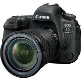 Canon EOS 6D Mark II + EF...
