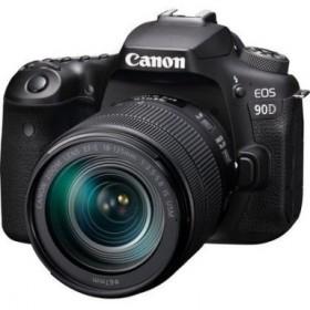 Canon EOS 90D sensor APS-C...