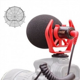 LensGo LYM DMM1 Micrófono...