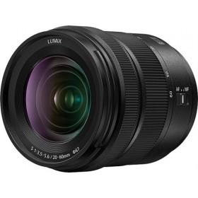 Lumix S-R2060 Objetivo...