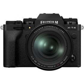 FujiFilmX-T4 + 16-80mm - Negra