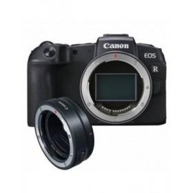 Canon EOS RP + adaptador de...