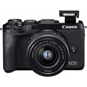 Canon EOS M6 + 15-45mm IS...
