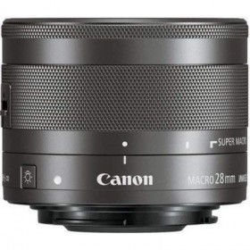 Canon EF-M 28mm F3.5 MACRO...