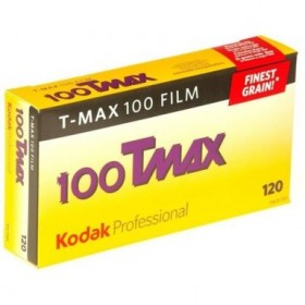 Pack 5 películas kodak Tmax...