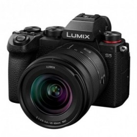 Panasonic Lumix S5 +...