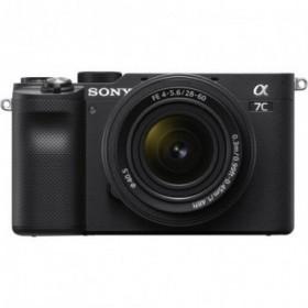 Sony A7C + Objetivo SEL28-60mm