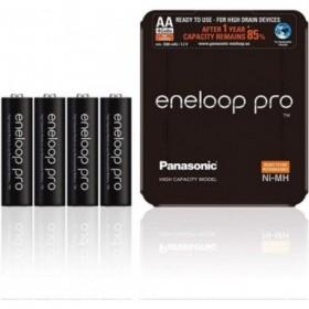 1x4 Panasonic Eneloop Pro...
