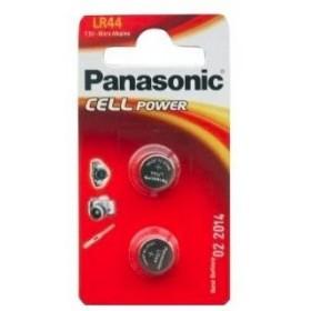 Blister pilas 1x2 Panasonic...