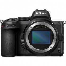 Nikon Z5 Cuerpo + adaptador