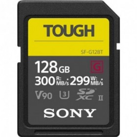 Sony SDXC G Tough Series...