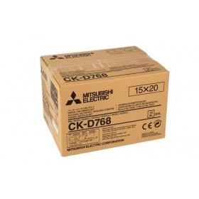 Mitsubishi CK-D 768 15x20cm...