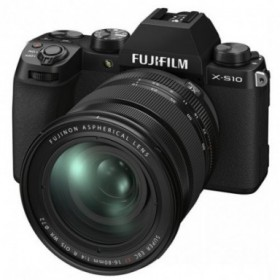 Fuji X-S10 + 16-80mm