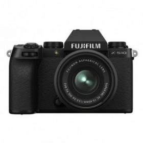 Fuji X-S10 + 15-45mm - Negra