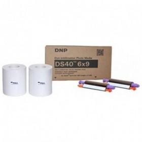 Papel  15x23 cm para DNP DS-40