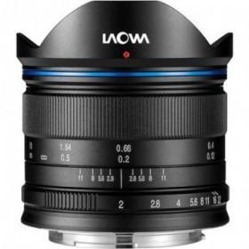 Laowa 7.5mm F2 con Montura MFT