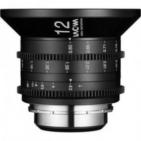 Laowa 12mm T2.9 Zero-D con...
