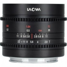 Laowa 9mm T2.9 Zero-D Cine...