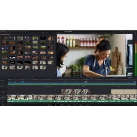 Blackmagic DaVinci Resolve...