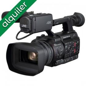 ALQUILER - JVC GY-HC500E