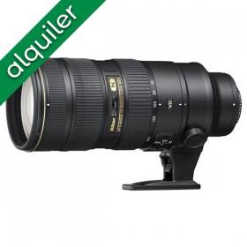 ALQUILER - Nikon AF-S...