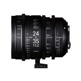 Sigma 24-35mm T2.2 FF F/CE...