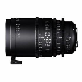 Sigma 50-100mm T2 F/CE con...