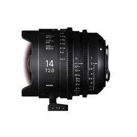 Sigma 14mm T2 FF F/CE con...