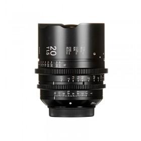 Sigma 20mm T1.5 FF F/CE con...