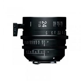 Sigma 24mm T1.5 FF F/CE con...