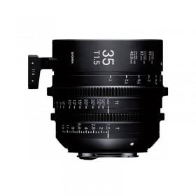 Sigma 35mm T1.5 FF F/CE con...