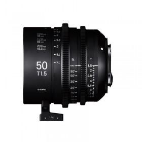 Sigma 50mm T1.5 FF F/CE con...