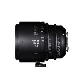Sigma 105mm T1.5 FF F/CE...
