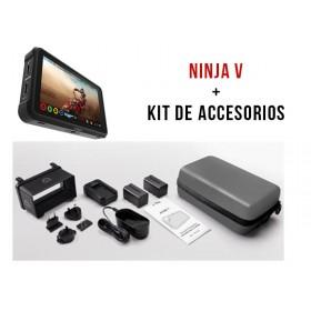 Pack Ninja V + Kit de...
