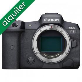 ALQUILER - Canon EOS R5