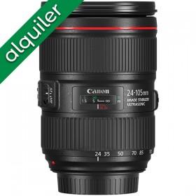 ALQUILER - Canon 24-105mm...