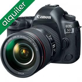 ALQUILER - Canon EOS 5D...